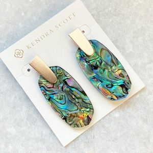 NEW Kendra Scott Aragon Drop Earrings
